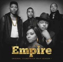 Empire : original soundtrack from season 1