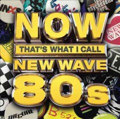 Now that's what I call new wave 80s.