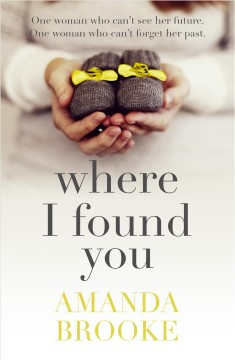 Where I found you - Amanda Brooke.