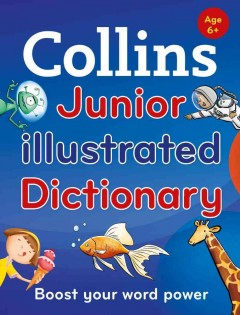 Collins junior illustrated dictionary - Evelyn Goldsmith.