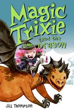 Magic Trixie and the Dragon 3