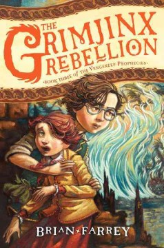 The Grimjinx rebellion - Brian Farrey.