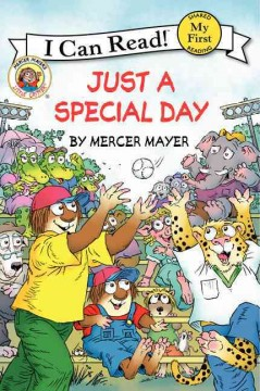 Just a special day - by Mercer Mayer.