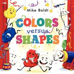 Colors versus shapes - Mike Boldt.