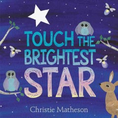 Touch the brightest star /  Christie Matheson. - Christie Matheson.