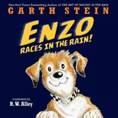 Enzo races in the rain! - Garth Stein with Zoë B. Alley and R.W. Alley ; illustrated by R.W. Alley.