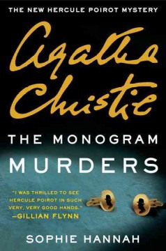 The monogram murders - Sophie Hannah.