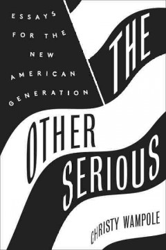 Other Serious : Essays for the New American Generation