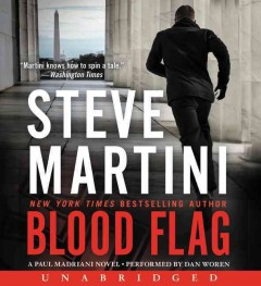 Blood flag /  Steve Martini.