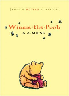Winnie-the-Pooh - written by A.A. Milne.
