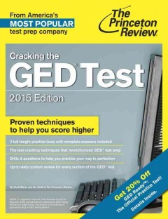 Cracking the GED.