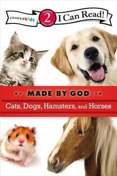 Cats, dogs, hamsters, and horses.
