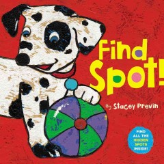 Find spot! - by Stacey Previn.