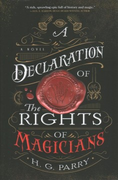 A declaration of the rights of magicians /  H.G. Parry. - H.G. Parry.