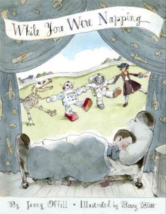 While you were napping - Jenny Offill.