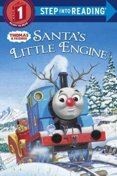 Santa's little engine - based on the Railway series by the Reverend W Awdry ; illustrated by Thomas LaPadula.
