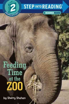 Feeding time at the zoo - by Sherry Shahan.