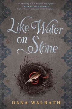 Like water on stone - Dana Walrath.