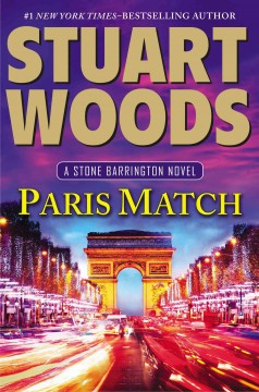Paris match - Stuart Woods.