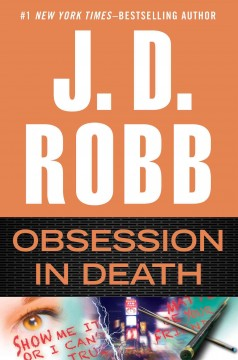 Obsession In Death / J D Robb - J D Robb
