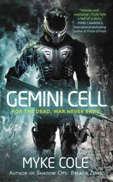 Gemini cell /  Myke Cole.
