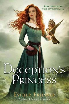 Deception's princess - Esther Friesner.