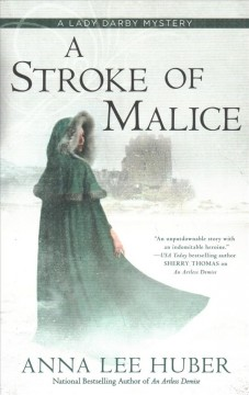 A stroke of malice /  Anna Lee Huber. - Anna Lee Huber.