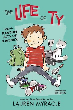 Non-random acts of kindness - Lauren Myracle ; illustrated by Jed Henry.