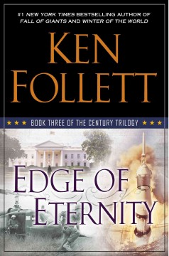 Edge of eternity - Ken Follett.