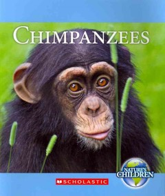 Chimpanzees /  by Katie Marsico. - by Katie Marsico.