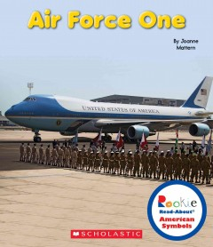 Air Force One - by Joanne Mattern.