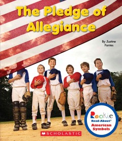 The Pledge of Allegiance - by Justine Fontes.