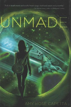 Unmade /  by Amy Rose Capetta. - by Amy Rose Capetta.