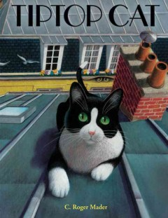 Tiptop cat - written and illustrated by C. Roger Mader.
