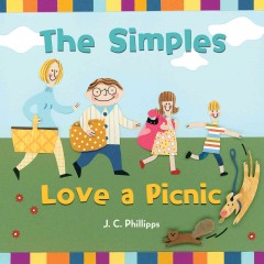 The Simples love a picnic - J.C. Phillipps.