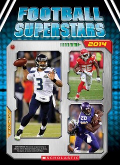 Football Superstars 2014 - K. C. Kelley.