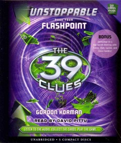 Flashpoint - Gordon Korman.