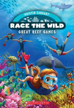 Great reef games /  by Kristin Earhart ; illustrated by Eda Kaban. - by Kristin Earhart ; illustrated by Eda Kaban.