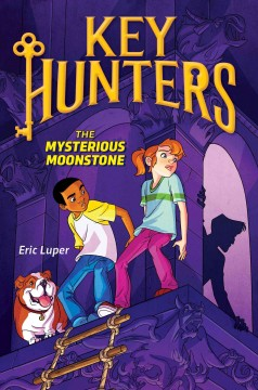 The mysterious moonstone /  by Eric Luper ; illustrated by Lisa K. Weber.