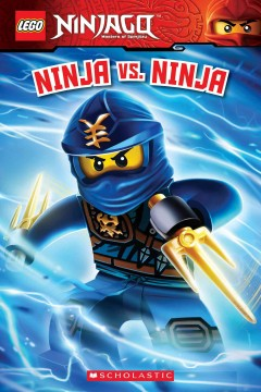 Ninja vs. ninja /  adapted by Kate Howard. - adapted by Kate Howard.