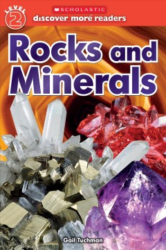 Rocks and minerals /  Gail Tuchman. - Gail Tuchman.