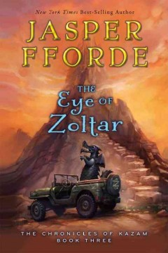 The Eye of Zoltar - by Jasper Fforde.