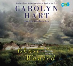 Ghost wanted - Carolyn Hart.