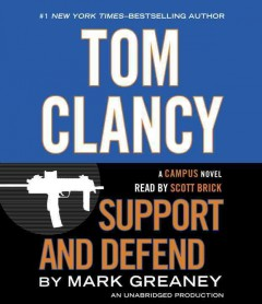Support and defend - Tom Clancy.