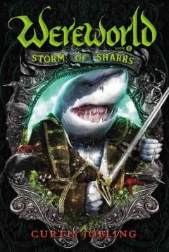 Storm of sharks - Curtis Jobling.