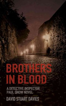 Brothers in blood / David Stuart Davies.
