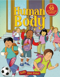 Human body - [illustrated by Anthony Lewis ; written by Susie Brooks].