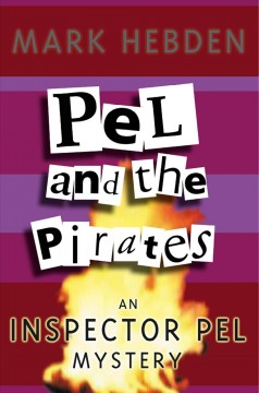 Pel and the pirates. Mark Hebden.