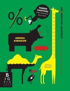Animal kingdom - text, Simon Rogers ; illustrations, Nicholas Blechman.