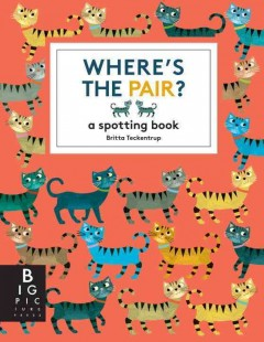Where's the pair? : a spotting book / Britta Teckentrup. - Britta Teckentrup.